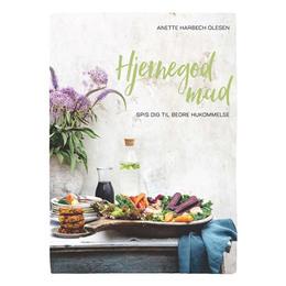 Hjernegod mad BOG Forfatter Anette Harbech Olese