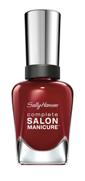Sally Hansen CSM  610 Red Zin