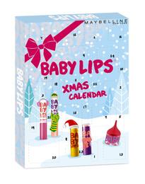 Maybelline Baby Lips Julekalender