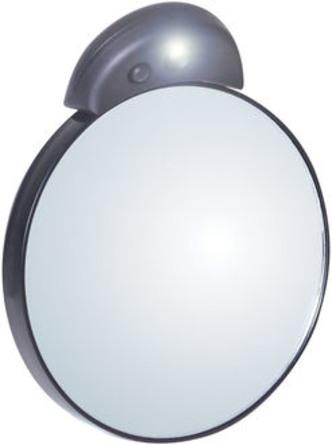 Tweezerman Sugekopspejl med Lys x 10