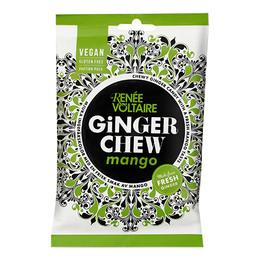 Ginger Chews Mango Renée Voltaire 120 g