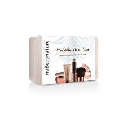 Nude by Nature Follow The Sun Deluxe Kit 10G + 15 Ml + 3G