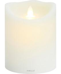Sirius Sara bloklys hvid 12,5 cm x 10 cm