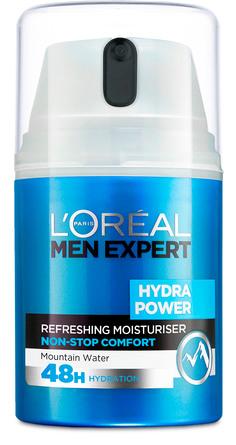L'Oréal Paris Men Expert Hydra Power Moisturizer 50 ml