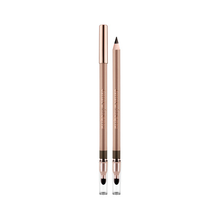 Nude by Nature Contour Eye Pencil 02 Brown, 1 Stk