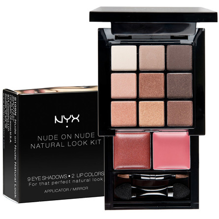 NYX PROFESSIONAL MAKEUP Set Makeup - Nude On Nude