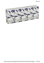 Abena Papirlommetørklæde 3-lags 10x10 stk.