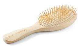 M.COSMETICS Wood Cushion Brush Wood Pin