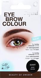 Depend Øjenbrynsfarve Sort