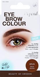 Depend Øjenbrynsfarve Brun
