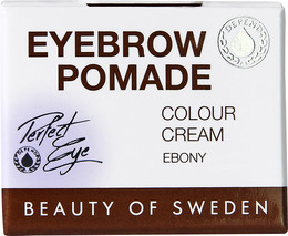 Depend Øjenbrynspomade Color Creme Ebony