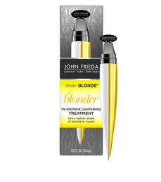 John Frieda SB Go Blonder In-Shower Treatment 34ml