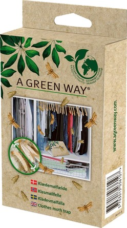 A Green Way (Tanaco) Klædemølfælde