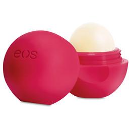 EOS Pomegranate Raspberry Rød Læbepomade øko 7 g