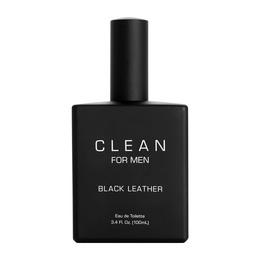 CLEAN for Men Men Black Leather EDT 100 ml