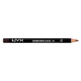 NYX PROFESSIONAL MAKEUP Slim Lip Pencil - Espresso