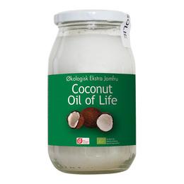 Oil of life Kokosolie ren Ø jomfru 500 ml