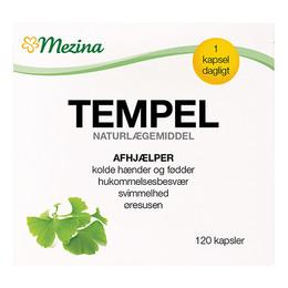 Tempel-Ginkgo biloba 30 mg 120 kap