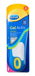 Scholl Insoles Sport Day Woman 2 stk.