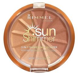 Rimmel Sunshimmer 3-i-1 Shimmering Bronzer 001