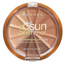Rimmel Sunshimmer 3-i-1 Shimmering Bronzer 002