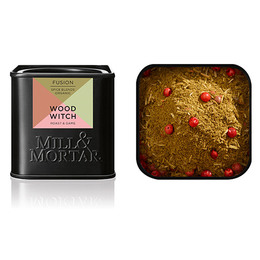 Wood Witch krydderriblanding Ø 50 g