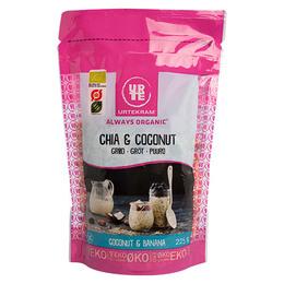Chia & Coconut grød Ø 225 g