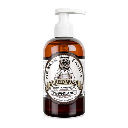 Mr. Bear Family Mr. Bear Beard Wash Woodland 250 ml