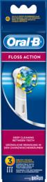 Oral-B (Braun) Oral-B børstehoveder Floss Action 3 stk.