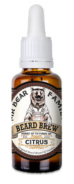 Mr. Bear Family Mr. Bear Beard Brew Oil Citrus, 30 ml.