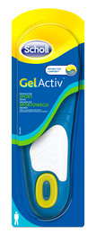 Scholl Insoles Sport Day Men 2 stk.