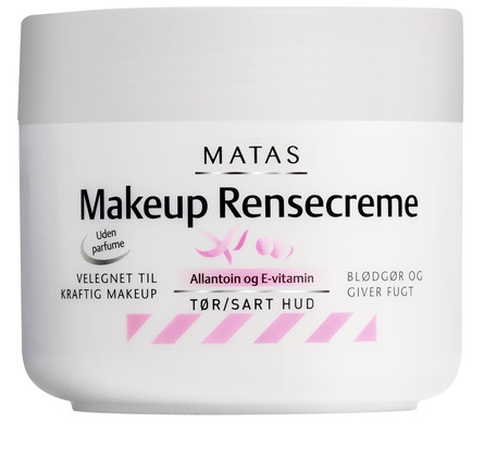 Matas Striber Matas Makeup Rensecreme 250 ml