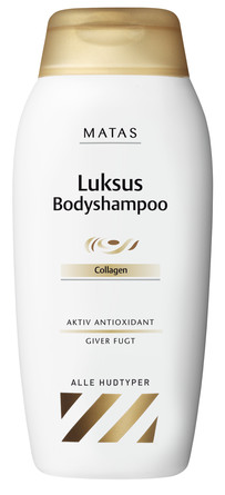 matas luksus shampoo uden parfume