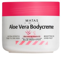 Matas Striber Aloe Vera Bodycreme 250 ml