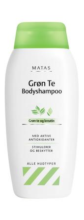 Matas Striber Grøn Te Bodyshampoo 500 ml