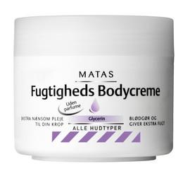Matas Fugtigheds Bodycreme 250 ml