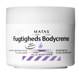 Matas Striber Matas Fugtigheds Bodycreme 250 ml 250 ml