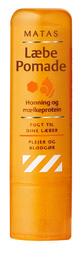 Matas Læbepomade med Honning og Mælkeprotein 1 x 4