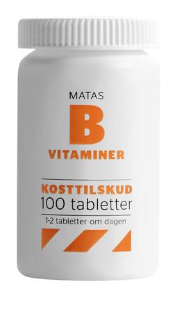 b2 vitamin matas