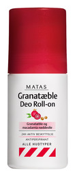 Matas Striber Matas Granatæble Deo Roll-on 50 ml