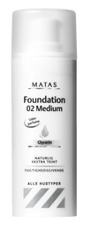 Matas Foundation 02 Medium 30 ml