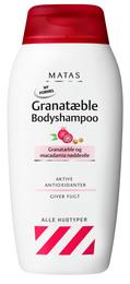 Matas Striber Matas Bodyshampoo Granatæble 250 ml kampagne