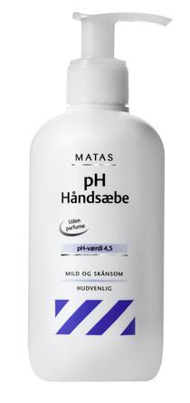 Matas Striber pH Håndsæbe 400 ml