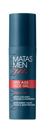Matas Striber Men Anti Age Face Gel 50 ml
