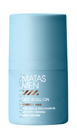Matas Striber Men Deo Roll-on Sensitiv 50 ml