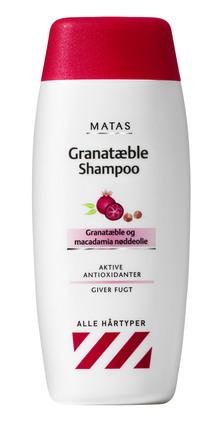Matas Striber Granatæble Shampoo Rejsestørrelse 75 ml