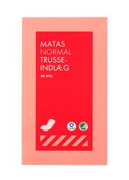 Matas Striber Normal Trusseindlæg 30 stk.