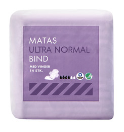 Matas Striber Matas Ultra Normal Bind 14 stk. 14 stk.