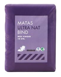 Matas Striber Matas Ultra Nat Bind 10 stk.