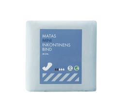 Matas Striber Matas Mini Inkontinens Bind 20 stk.